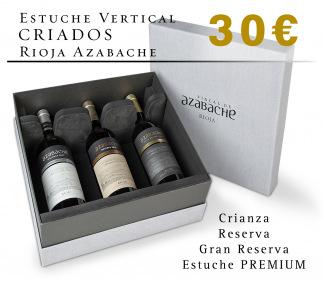 Vertical Case Criados Rioja Azabache