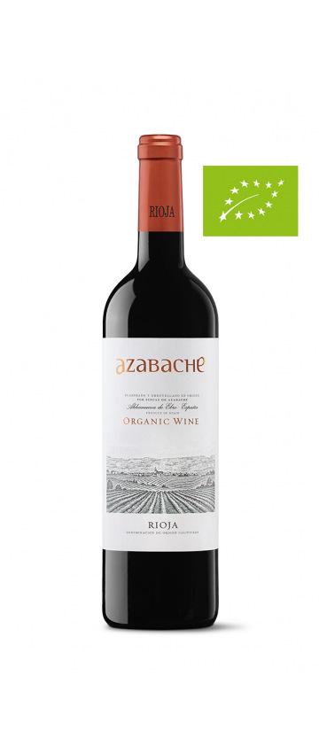 Azabache Semicrianza Organic Wine