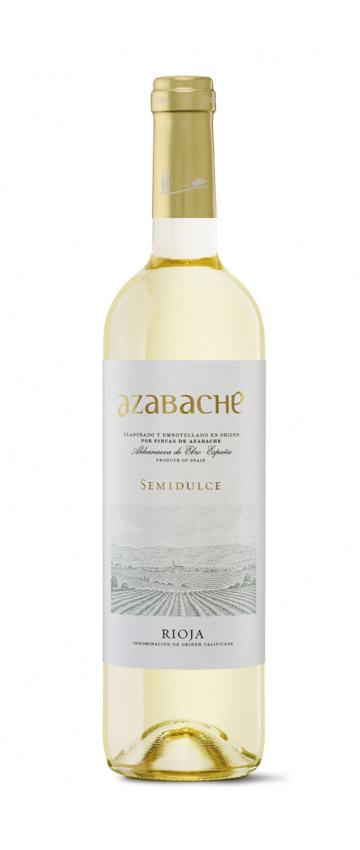 Azabache Blanco Semidulce