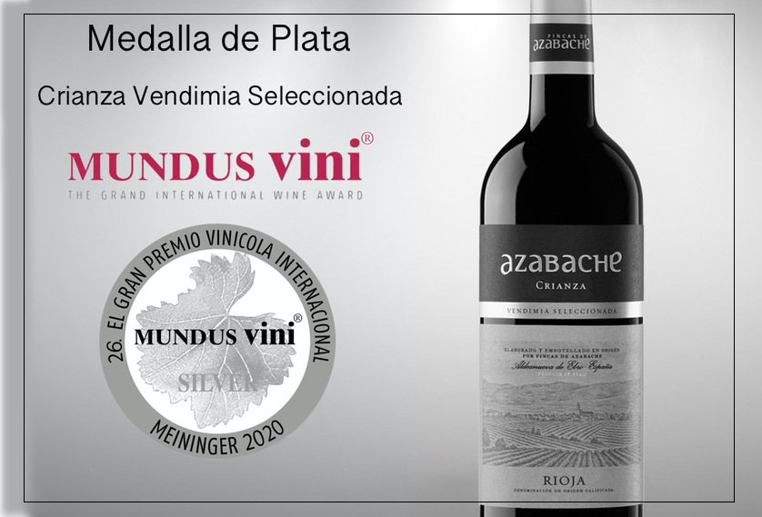 MUNDUS VINI REWARDS AZABACHE