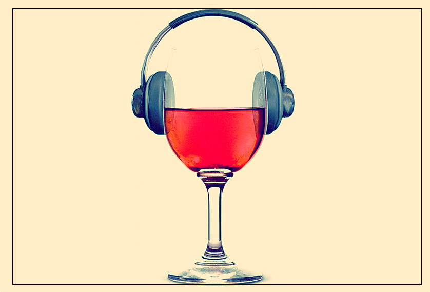 WINE AND MUSIC - EXCELLENT PAIRING