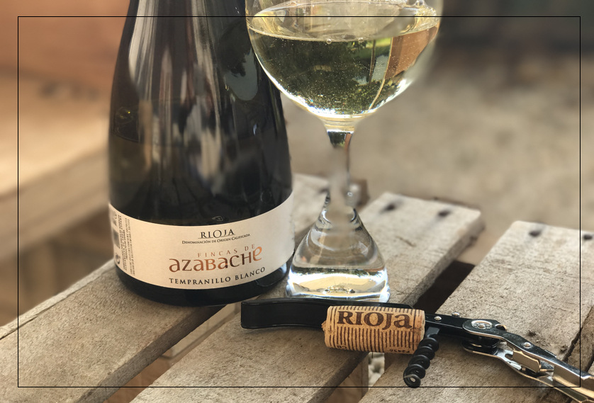 WHITE RIOJA WINE FOR SUMMER